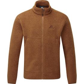 Mountain Equipment Moreno Chaqueta Hombre, caramel cafe